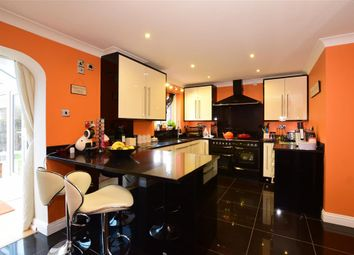 Thumbnail 3 bed link-detached house for sale in Challenger Close, Sittingbourne, Kent