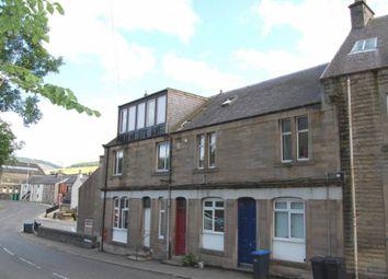 Thumbnail 2 bed flat for sale in 2 Peebles Road, Walkerburn