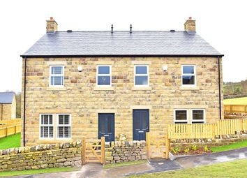Thumbnail 3 bed semi-detached house for sale in Deer Glade Court, Darley, Harrogate, North Yorkshire