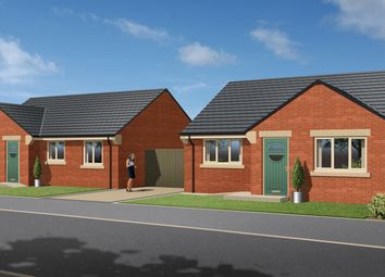 Thumbnail 2 bed detached bungalow for sale in Plot 2, Newsome Avenue, Wombwell, Barnsley