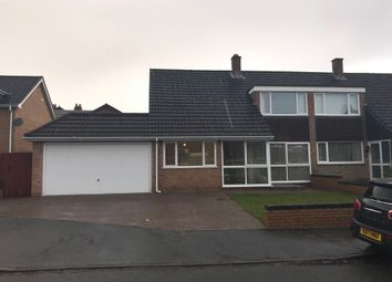 Thumbnail 4 bed semi-detached house to rent in Oatfield Close, Hereford