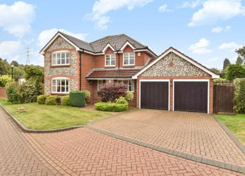Thumbnail 4 bed property for sale in St. Benjamins Drive, Pratts Bottom, Orpington