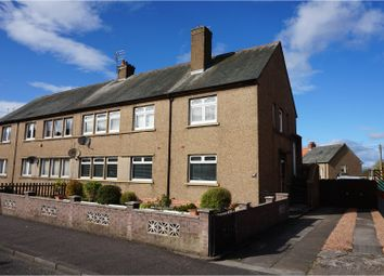 Thumbnail 3 bed flat for sale in Fairlie Street, Camelon