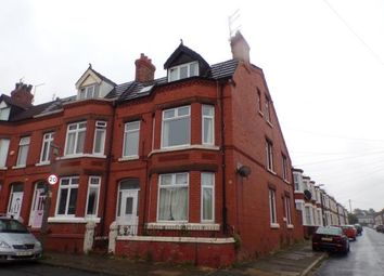 Thumbnail 5 bed end terrace house for sale in Woodlands Road, Aigburth, Liverpool, Merseyside