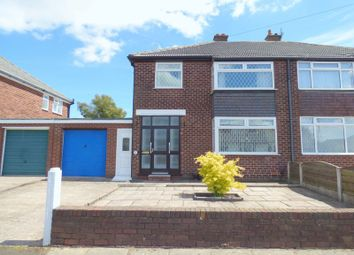 Thumbnail 3 bed semi-detached house for sale in St. Marys Avenue, Denton, Manchester