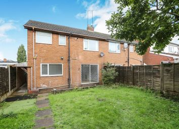 Thumbnail 3 bed semi-detached house for sale in Thorneycroft Lane, Fallings Park, Wolverhampton