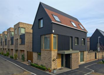 Thumbnail 4 bedroom detached house for sale in Glanville Road, Trumpington, Cambridge