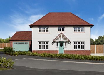 Thumbnail 4 bed detached house for sale in Sanderson Manor, Church Street, Hauxton, Cambridge