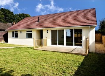Thumbnail 3 bed detached bungalow for sale in Mount Hill, Liverton