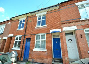 Thumbnail 4 bedroom terraced house for sale in Lytton Road, Leicester