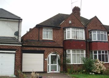Thumbnail 3 bed semi-detached house to rent in Grestone Avenue, Handsworth Wood