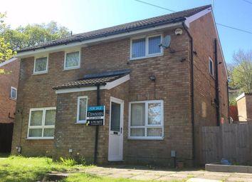 2 bed semi-detached house for sale in Denbigh Crescent, Ynysforgan, Swansea SA6