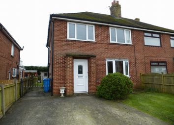 Thumbnail 3 bed semi-detached house to rent in The Croft, Great Plumpton, Preston
