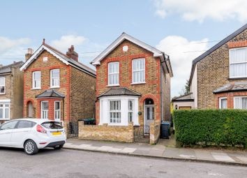 Thumbnail 4 bed detached house for sale in Northcote Road, New Malden
