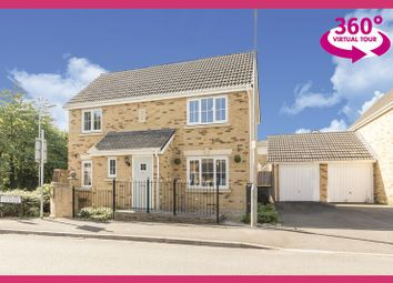 Thumbnail 4 bed detached house for sale in Schooner Circle, St. Brides Wentlooge, Newport