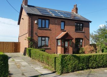 Thumbnail 4 bed detached house to rent in Pygons Hill Lane, Lydiate, Merseyside