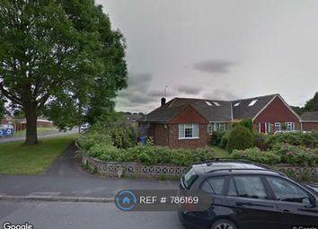 Thumbnail 2 bed bungalow to rent in Giffard Drive, Farnborough