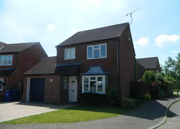 Thumbnail 3 bed detached house for sale in Saxon Way, Ingham, Lincoln