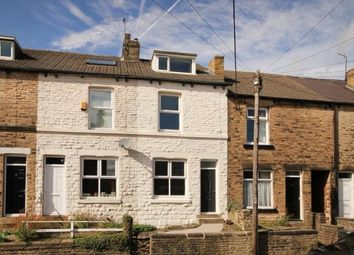 Thumbnail 3 bed terraced house for sale in Eyam Road, Sheffield, South Yorkshire