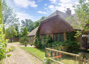 Thumbnail 3 bed bungalow to rent in Saucelands Lane, Shipley, Horsham