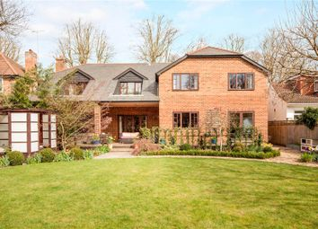 Thumbnail 5 bedroom detached house for sale in Frances Avenue, Maidenhead, Berkshire