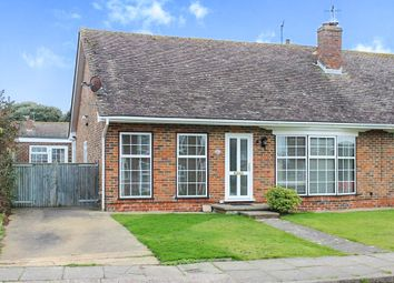 Thumbnail 4 bed semi-detached bungalow for sale in Lindfield Avenue, Seaford