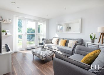 Thumbnail 2 bed flat for sale in St. James Court, Station Road, West Horndon, Brentwood
