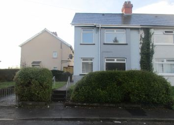 Thumbnail 3 bedroom semi-detached house to rent in Marcross Road, Ely, Cardiff