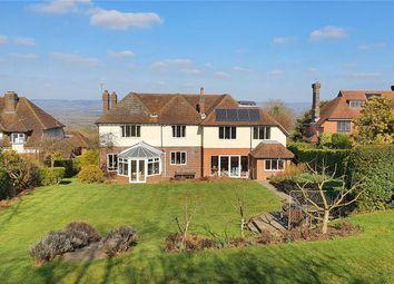 Thumbnail 7 bed detached house for sale in Bidborough Ridge, Bidborough, Tunbridge Wells, Kent