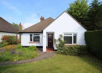 Thumbnail 2 bedroom bungalow to rent in Homefield Road, Sevenoaks