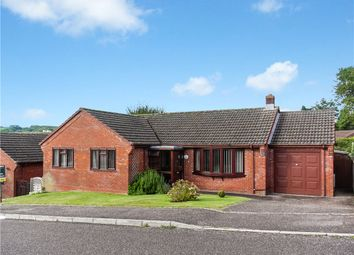 Thumbnail 3 bed detached bungalow for sale in Latches Walk, Axminster, Devon