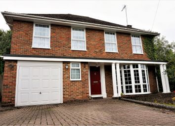 Thumbnail 4 bed detached house for sale in Ploughmans Way, Gillingham