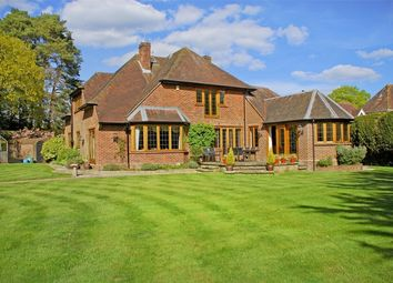 Thumbnail 4 bed detached house for sale in Armstrong Road, Brockenhurst