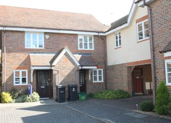 Thumbnail 2 bed terraced house to rent in Elm Lawns Close, Avenue Road, St.Albans