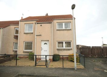 Thumbnail 2 bed end terrace house for sale in 93 Inchview North, Prestonpans