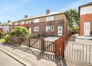 Thumbnail 3 bed end terrace house for sale in Denfield Crescent, Halifax, West Yorkshire