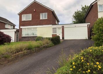 3 bed detached house for sale in Fairway, Stoke-On-Trent, Staffordshire ST4