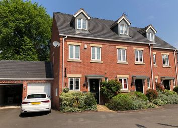 Thumbnail 3 bed end terrace house for sale in Swan Close, Blakedown, Kidderminster