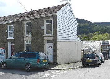 Thumbnail 3 bed end terrace house for sale in Dumfries Street, Treherbert