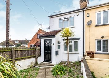 Thumbnail 3 bed semi-detached house for sale in Grange Road, Gillingham