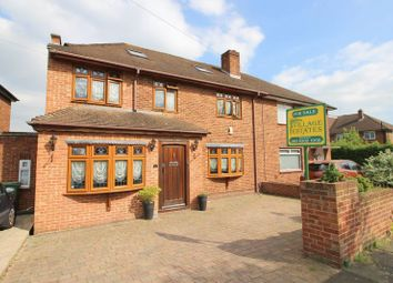 Thumbnail 5 bed semi-detached house for sale in Frinton Road, Sidcup