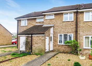 Thumbnail 3 bedroom terraced house to rent in Cam Close, St. Ives, Huntingdon
