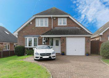 Thumbnail 4 bed property for sale in Maddoxford Lane, Botley, Southampton, Hampshire