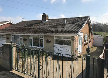 Thumbnail 3 bed semi-detached bungalow for sale in Knapping Hill, Harrogate