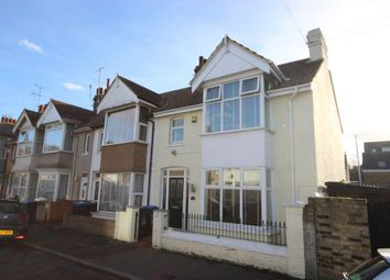 Thumbnail 3 bed terraced house for sale in Dane Park Road, Margate