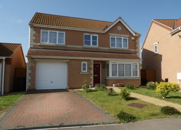 Thumbnail 4 bed detached house to rent in Harland Road, Lincoln