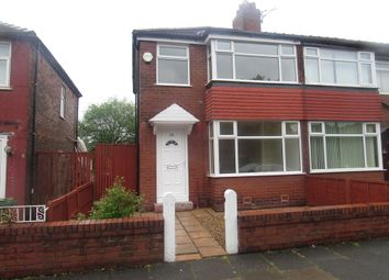 Thumbnail 2 bed semi-detached house for sale in Hampshire Road, Droylsden, Manchester
