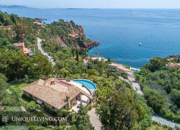 Thumbnail 5 bed villa for sale in Theoule Sur Mer, Cannes, French Riviera