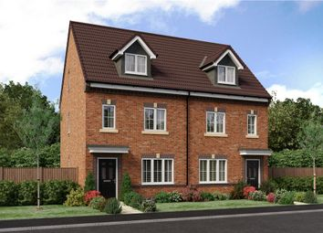 "Thumbnail 4 bed semi-detached house for sale in ""Rolland"" at Blackburn"