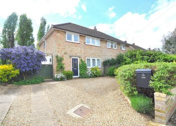 Thumbnail 3 bedroom semi-detached house for sale in Coronation Avenue, Huntingdon, Cambridgeshire